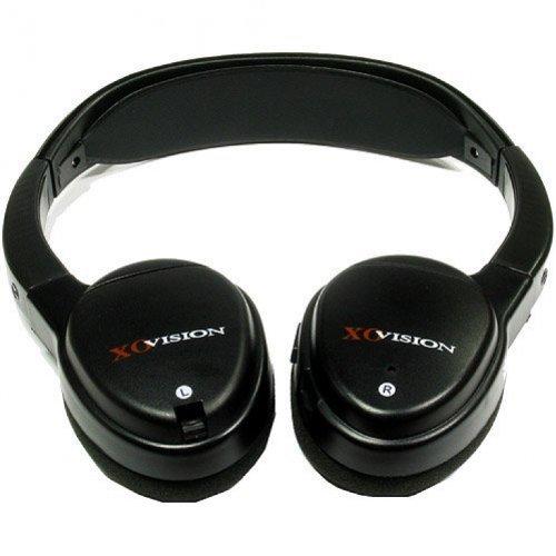 Car Video Headphones
