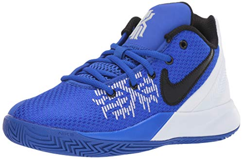 Nike Boy's Kyrie Flytrap II Basketball Shoe Racer Blue/Black/White Size 6.5 M US