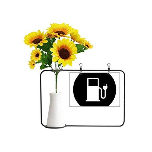 Beauty Gift Charing Station Energy Vehicles Protect Environment - Tarjeta de bendición para botellas