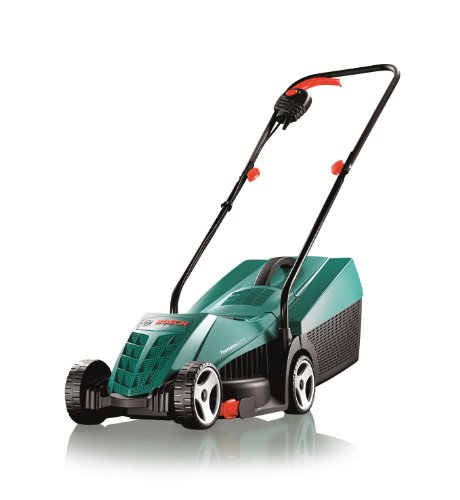Bosch Rotak 32R Small Electric Mower with Roller - Budget Pick
