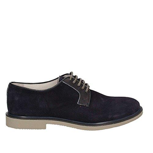 Cafenoir RB613 Zapatos casual Hombre Azul 39