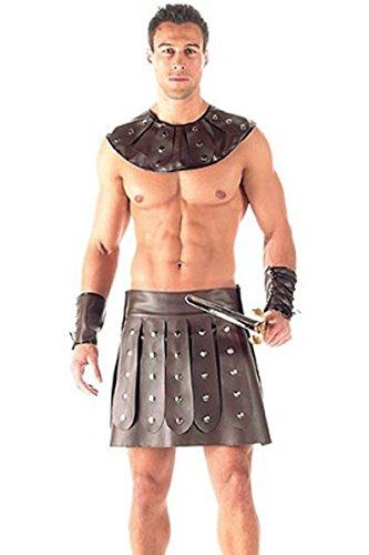 Disfraz de gladiador para hombre, 3x.