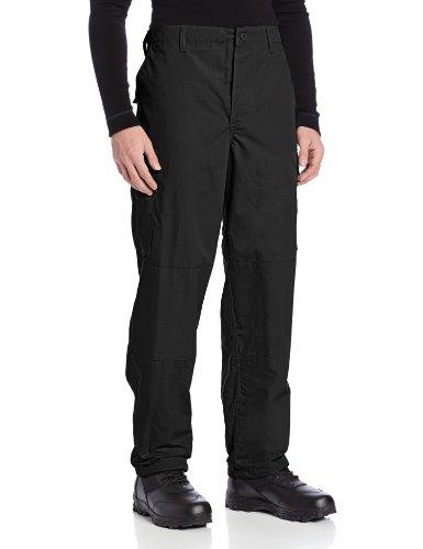 Tru-Spec Pantalon BDU en Polyester et Coton pour Homme XXL Noir