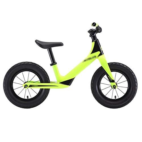 Stone Home Balance Fahrrad Kinder Gleichgewicht Fahrrad-Fahrt auf Balancen-Fahrrad-Spielzeug for Kinder Fahrrad-Carbon-Faser-Racing Gleichgewicht Fahrrad for Kind-Fahrt auf Auto-Spielzeug