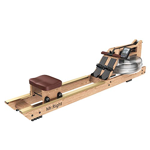 Mr. right Water Rowing Machine for Home...
