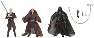 Hasbro Star Wars 3.75 Inch Evolutions - Anakin Skywalker to Darth Vader Legacy 3Pk