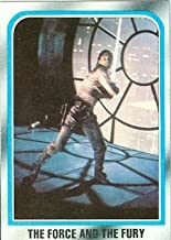 Luke Skywalker trading card Empire Strikes Back Star Wars 1980 Topps #234 Jedi Knight Lightsaber Mark Hamill