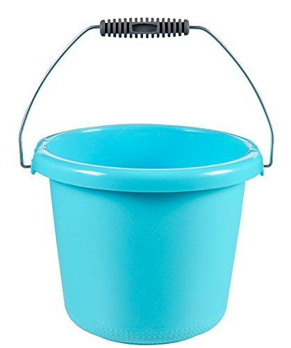 CURVER Eimer 5L in Molokai blau, Plastik, 24 x 24 x 19.5 cm