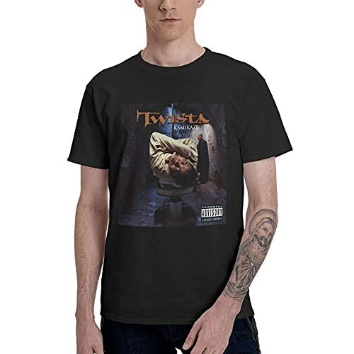 Tw-ista Kamikaze Herren Kurzarm T-Shirt...