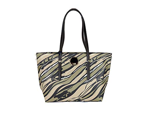 Roberto Cavalli Class Shopping Bag Fantasia