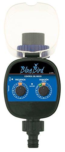 BLUEBIRD Programador de Grifo para riego automático, A1390