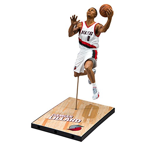 McFarlane NBA Series 30 DAMIAN LILLARD #0 - Portland Trail Blazers Sports Picks Figure