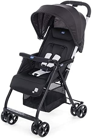 Chicco Chicco Ohlala 2 Buggy Lightweight and Compact 3 8 kg Black Black Night Buggy Ultra Compact product image