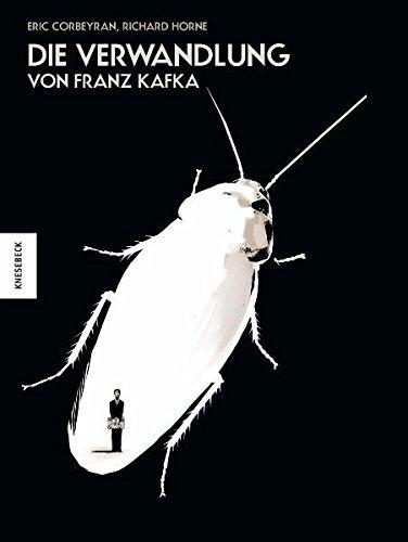 Die Verwandlung von Franz Kafka als Graphic Novel