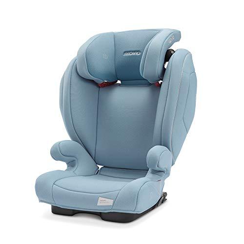 Recaro Kids, Monza Nova 2 Seatfix Seggiolino Auto 15-36 kg, Gruppo 2-3, per Bambini da 3.5 a 12 Anni, Installazione Universale Con o Senza...