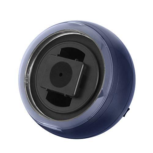 [ウォッチワインダー]Watch winder(ウォッチワインダー) (WATDT) ワインディングマシーン KA077(DP) 丸型シングルタイプ KA077(DP)