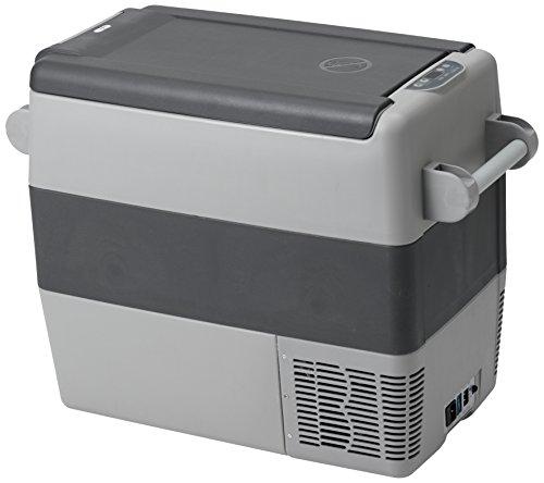 Indel B TB51 Réfrigérateur Portable à Compresseur, Gris Clair/Gris Foncé
