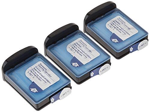 Panasonic MSCES7056 HYDRACLEAN CARTRIDGES, 1 Count (Pack of 3), Black