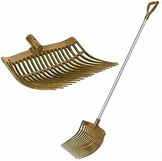 unbreakable manure fork