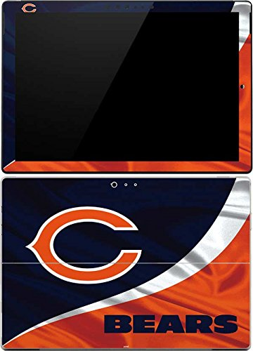 Skinit Decal Tablet Skin Compatible with Surface Pro 4 - Officially Licensed NFL Chicago Bears Design