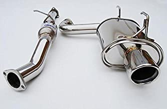s2000 exhaust invidia
