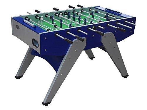 Why Choose Berner Billiards The Florida Weatherproof / Outdoor Foosball Table in Blue