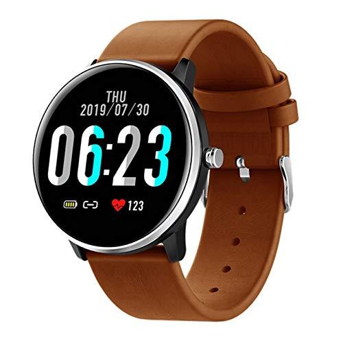 YDK MX6 Smart Watch Hombre Y Fitness Fitness Monitor De Ritmo Cardíaco IP68 Pulsera De Reloj Deportivo Impermeable,C