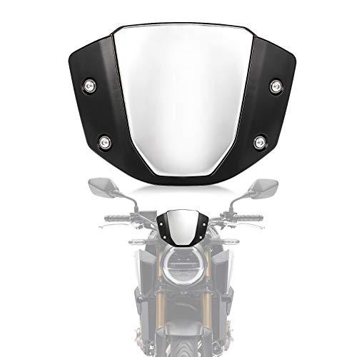 PSLER® Parabrisas de la Motocicleta Deflectores de Viento para CB650R CBR650R 2019-2020