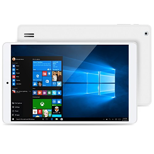 Teclast X80 Pro - Tablet PC Intel Cherry Trail X5 Z8300 64bit Quad Core 1.44GHz WUXGA IPS Pantalla 2GB RAM + 32GB ROM Bluetooth 4.0 HDMI Soporte