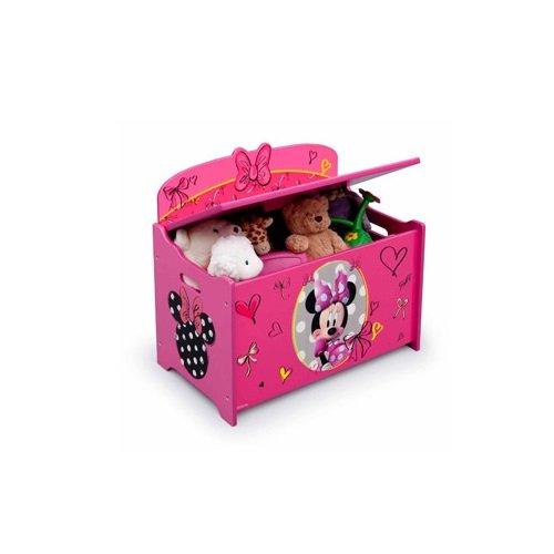 Disney Minnie Mouse Boîte à jouets Deluxe Rose par Disney