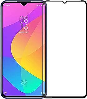 Esscreen 9D Full Screen Protector for Xiaomi Mi 9 Lite, Black