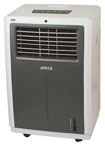 Jocca Cold Bioclimatizador frio, color gris y blanco, 60 W, Plástico