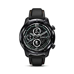 Image of TicWatch Pro 3 GPS Smartwatch for Men and Women, Wear OS by Google, Dual-Layer Display 2.0, Long Battery Life: Bestviewsreviews