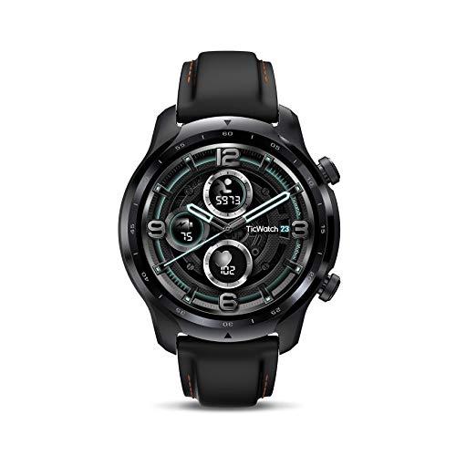 Ticwatch Pro 3 GPS - Smartwatch Shadow Black