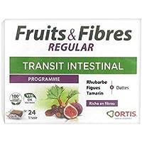 Ortisan Fruits & Fibre Cubes - 24