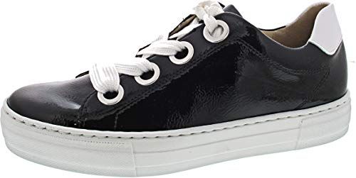Jenny by Ara Canberra Weite H über H&D Sneaker Schwarz Gr.38.5 EU