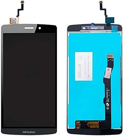 Tp-Link Neffos C5 Max Lcd Ekran Dokunmatik Touch SİYAH