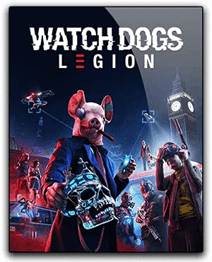 Watch Dogs Legion 2020 Offline PC Game (Just install and play feature)
