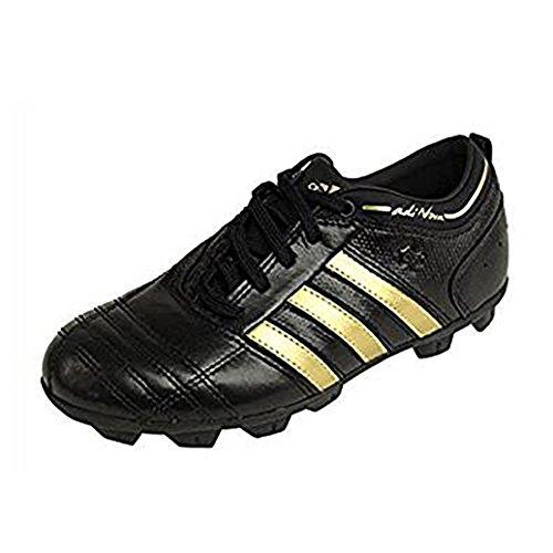 Adidas AdiNova TRX HG G00664 - Scarpe da calcio, colore: Nero/Oro, Nero (Nero ), 28 EU