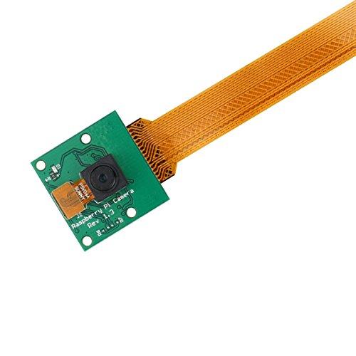 Módulo de cámara para Raspberry Pi Zero de 5Mp, 1080P, 720P de vídeo, también para Raspberry Pi Zero W