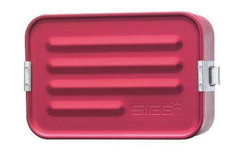 Sigg Alu Box midi, rot metallic