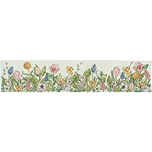 Sander Botanics Tischband 20x160 cm Mehrfarbig