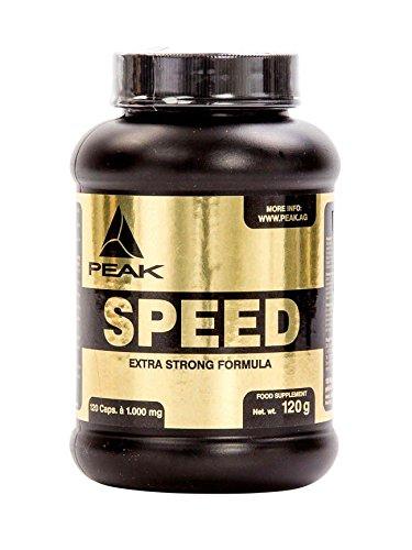 Peak Speed 120 Caps