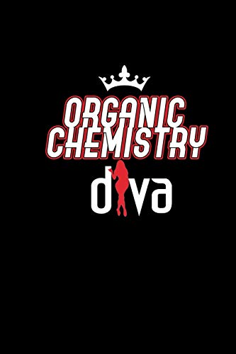 Organic Chemistry Diva: Hangman Puzzles | Mini Game | Clever Kids | 110 Lined pages | 6 x 9 in | 15.24 x 22.86 cm | Single Player | Funny Great Gift