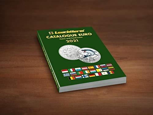 Euro-Münzenkatalog 2021,Euro-Münzen-und Banknotenkatalog 2021 englisch: Umfassende Darstellung aller Münzen, Banknoten und offiziellen Kursmünzensätze