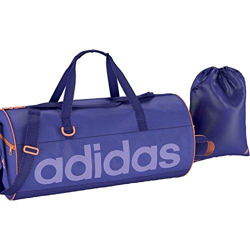 adidas Damen Tasche Linear Performance Teambag, Night Flash S15/Semi Night Flash S15, 29 x 60 x 29 cm, 43.16 Liter