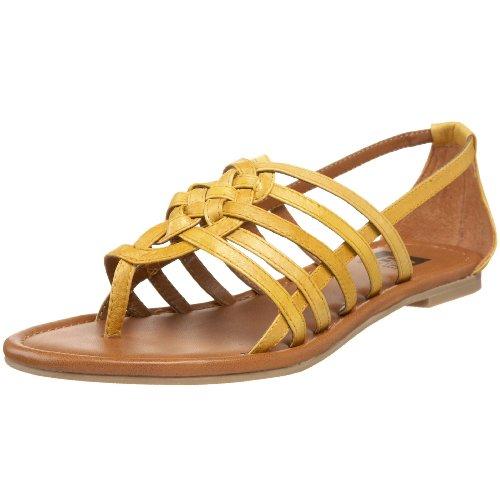 BC Footwear Damen Ciao Bella II, Gelb (senffarben), 40.5 EU