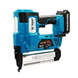 215055 KATSU Industrial Cordless Nail Gun Stapler Nailer 18V with Battery and Charger