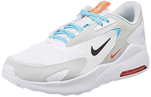 Nike Herren Air Max Bolt Laufschuh, Bianco, 42.5 EU