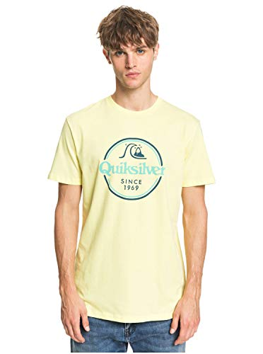 Quiksilver - Words Remain Camiseta para Adulto